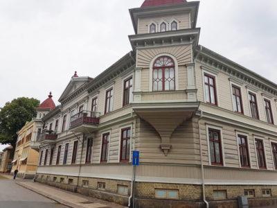 Charmig lägenhet i två plan på 99 kvm i Lidköping