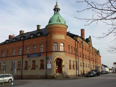 3 rok, 81 kvm på Vallgatan i Skara