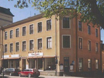 Central lokal i Skara, 58.6 kvm