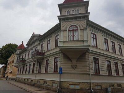 Lägenhet i äldre fastighet, Lidköping