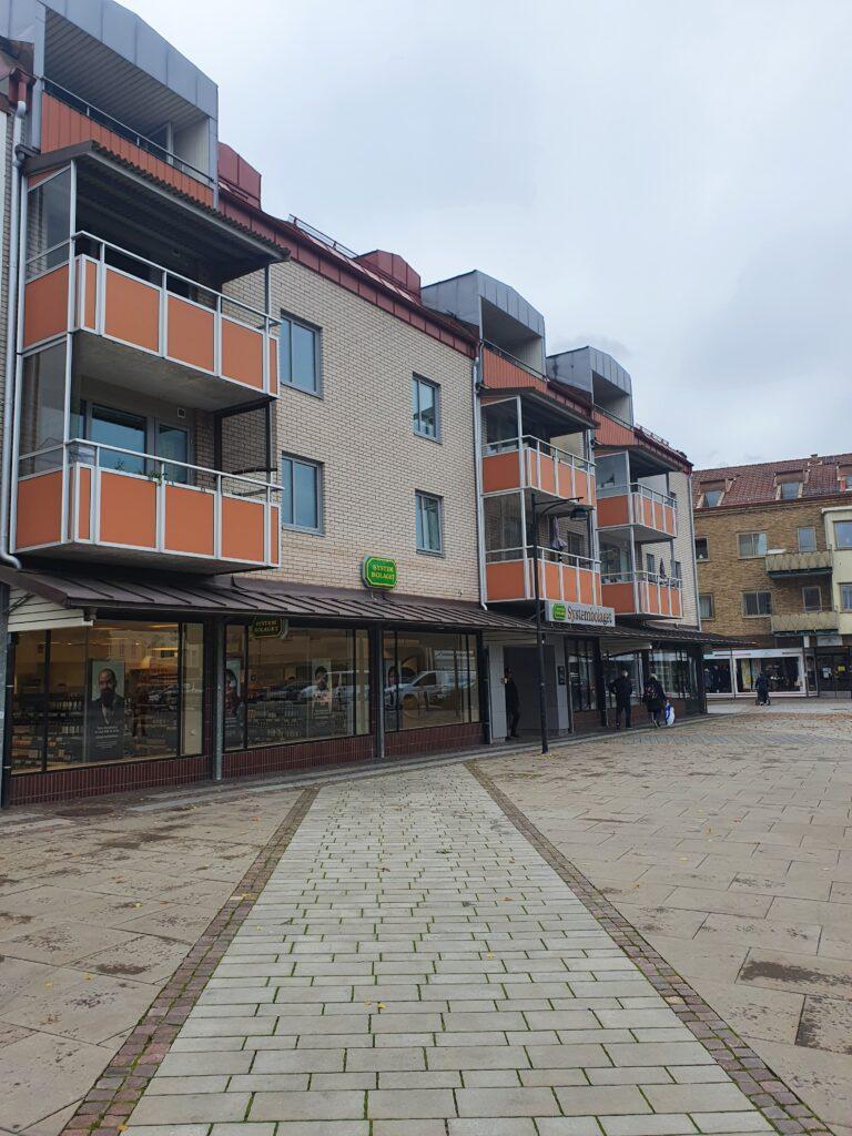 2:a på Hötorgsgatan, Skara