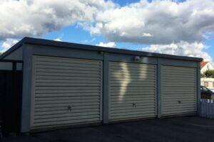 Garageplatser, Lidköping